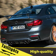 13-19 Led Turn Signal Dynamic Taillights Assembly For Bmw M4 One Set.