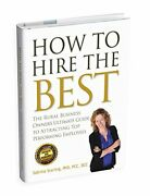 How To Hire Best Rural Business Ownerand039s Ultimate Guide To By Sabrina Starling
