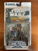 Star Wars Comic Pack Shadows Of The Empire 4 Leia Organa And Xizor 2