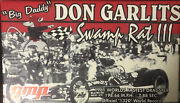 143 Gmp Big Daddy Don Garlits Signed Swamp Rat 1 And Iii Dragsters Lot Of 2