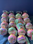 🔥 A Lot Of 18 Pikmi Pops Surprise Doughmis Small Donut Plush Mystery Toy New🔥