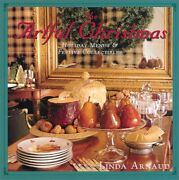 Artful Christmas Holiday Menus And Festive Collectibles By Linda Arnaud Mint