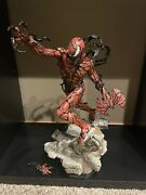 Sideshow Collectibles Carnage Premium Format Exclusive Statue Used 0417/1000