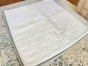 Select Comfort Sleep Number Eastern King Size Mattress Pillow Top Outer Cover C2