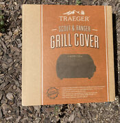 Traeger Scout And Ranger Grill Cover- Fits Scout Ranger And Ptg Grills- All Year