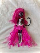 On Hold - Monster High Doll Lot Robecca Steam, Operetta, Catty Noir 13 Wishes