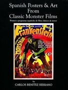Movie Posters Spanish Posters And Art From Classic Monster Films