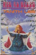 Red As Blood Or Tales From Sisters Grimmer By Tanith Lee - Hardcover Brand New