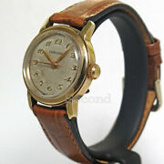 Longines Round Center Second Andrsquo40 Cal.10l Antique Manual Winding Watch