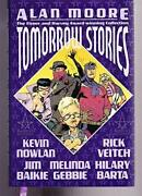 Tomorrow Stories Book One Collected Edition By Alan Moore - Hardcover New