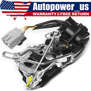 Front Left Side Door Lock Latch Actuator Assembly For 1998-2004 Toyota Tacoma