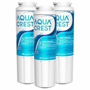 3 Packs Refrigerator Water Filter Fit For Ukf8001p, Ukf8001axx-750, 4396395