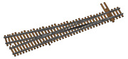 Walthers 948-83014 Ho Code 83 Nickel Silver Dcc Friendly 4 Turnout Right Hand