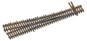 Walthers 948-83016 Ho Code 83 Nickel Silver Dcc Friendly 5 Turnout Right Hand