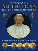 Short Biographies Of All Popes From Saint Peter To Excellent Condition