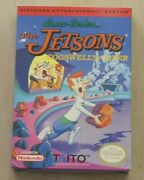 Box Only The Jetsons Cogswell's Caper - Nes Nintendo Original Video Game Box