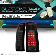 [full Smd Reverse] Led Rear Tail Lights Exclusive 1988-98 Chevy Gmc C/k Pickup