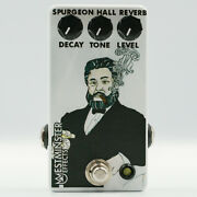 Westminster Effects Spurgeon Hall Reverb Web Shop Only