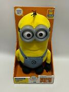 Despicable Me 3 Deluxe Minion Tim Talking Plush With Moving Eyes Toy Figure 11