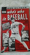 Who's Who In Baseball 1996 By Norman Maclean