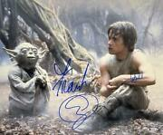 Frank Oz Mark Hamill Signed 16x20 Photo Star Wars Authnetic Autograph Becket B