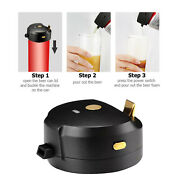 Creative Compact Beer Foam Machine Use With Special Purpose Make Beer Taste