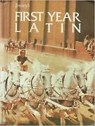 Jenneyand039s First Year Latin Allyn And Bacon Latin Program By Charles Jenney Vg+