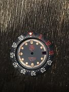 Tag Heuer Dial And Bezel Formula One