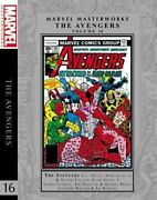 Marvel Masterworks Avengers Vol. 16 By Gerry Conway And Jim Shooter - Hardcover