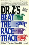 Dr. Zand039s Beat Racetrack By William T. Ziemba And Donald B. Hausch - Hardcover Vg+