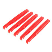 5 Pack Car Automotive Torpedo Ceramic Fuse Puller Long Insertion Removal Tool