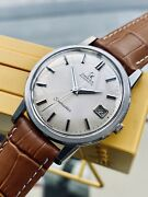 Omega Seamaster Steel Men Vintage 1967 Automatic Serviced July 2021 Used Watch