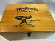 The Allman Brothers Band Summer Tour 2007 The Complete Series Wooden Box Set