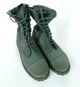 Air Force Sage Green Boots Womenand039s 8 Military Hard Toe Oil Resistant Hot Weather
