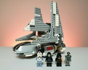 Lego Star Wars Emperor Palpatineand039s Shuttle 8096 - 95 Complete