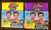 Lot 2 New Mystery Blind Box Figure Challenge Collins Key Guess What's Inside