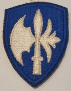 Off Uniform Wwii Ww2 Us Army 65th Infantry Division Patch Vtg Original