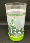 2006 Kentucky Derby Hand Dipped By Makers Mark In Green Glass