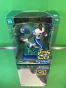 Barry Sanders Detroit Lions Gridiron Greats Football Figure By Starting Lineup