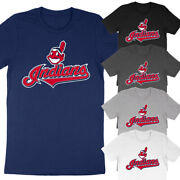 1915-2021 Chief Wahoo Cleveland Indians Team Name Change Kids And Adults T-shirt
