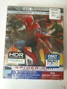 Spider-man Legacy Collection 4k Ultra Hd + Blu-ray Best Buy Exclusive Steelbook