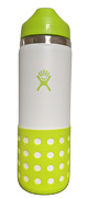 Kids Wide Mouth Bottle With Straw Lid And Boot By Hydro Flask, 20 Oz Jungle