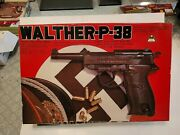 Vintage Ahm K-11-498 Walther P-38 Excact Replica Model Kit Extremely Rare