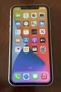 Iphone 11 256gb White Verizon/unlocked Excellent Condition Fast Free Shipping