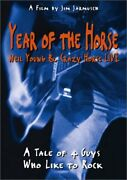 Year Of Horse Neil Young And Crazy Horse Live - Dvd - Ntsc - Sealed/ New