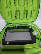 Leapfrog Leappad 2 Monster Inc Explorer Bundle With 6 Games And Case Lot