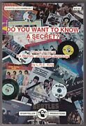 Do You Want To Know A Secret Making Sense Of Beatles' By L. R. E. King Mint