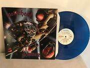 Motorhead Bomber Album Very Rare Fully Autographed By Original Band Members