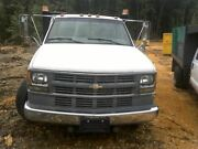 Rear Axle 2wd I-beam Front Axle Only Fits 92-02 Chevrolet 3500 Pickup 2034036