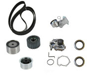 Engine Timing Belt Kit With Water Pump-and Seals Continental Elite Pp304lk6
